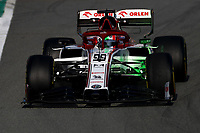 #99 Antonio Giovinazzi; Alfa Romeo Racing. Formula 1 World championship 2020, Winter testing days #1 2020 Barcelona, 21-02-2020<br /> Photo Federico Basile / Insidefoto