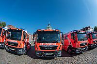 2019/08/23 Berlin | Sicherheit | Feuerwehr