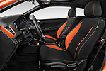 Front seat view of 2015 Hyundai I20 Sport 3 Door Hatchback Front Seat car photos