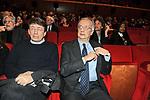 DARIO FRANCESCHINI CON WALTER VELTRONI  PARCO DELLA MUSICA ROMA 2010