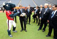 FIFA Inspection Visit Houston September 09 2010