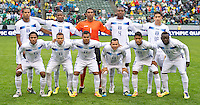 Mexico vs Honduras March 25 2012