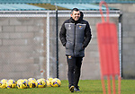 St Johnstone Training….27.11.20<br />