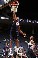 Norman Powell at the NBPA Top100 camp June 17, 2010 at the John Paul Jones Arena in Charlottesville, VA. Visit www.nbpatop100.blogspot.com for more photos. (Photo © Andrew Shurtleff)