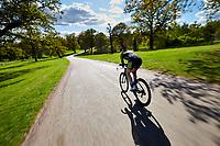 Elise Quarrington , Giant Liv  Avow time trial bike.  Berkshire , April 2017