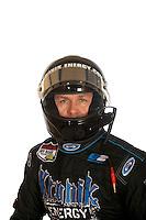 Mar. 18, 2011; Chandler, AZ, USA;  LOORRS driver John Gaston poses for a portrait at Firebird International Raceway. Mandatory Credit: Mark J. Rebilas