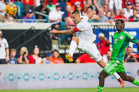 USA Soccer vs Nigeria