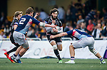 French Pyrenees vs French Development Team during the 2015 GFI HKFC Tens at the Hong Kong Football Club on 26 March 2015 in Hong Kong, China. Photo by Juan Manuel Serrano / Power Sport Images