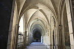 Cloister, Cathedral; Toledo; Spain