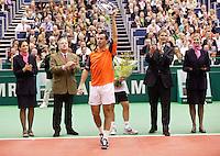 26-2-06, Netherlands, tennis, Rotterdam, Stepanek wins the 33 ABNAMROWTT