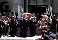 FILE PHOTO : Former FTQ Union leader Louis Laberge funerals, July 24, 2002<br /> <br /> <br /> <br /> <br /> <br /> <br /> <br /> <br /> <br /> <br /> <br /> .