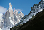 Cerro Torre group, Los Glaciares National Park, Argentina
