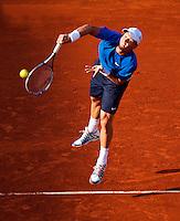 03-06-12, France, Paris, Tennis, Roland Garros,  Tomas Berdych