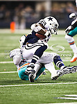 Dallas Cowboys running back DeMarco Murray (29) in action during the Thanksgiving Day game between the Miami Dolphins and the Dallas Cowboys at the Cowboys Stadium in Arlington, Texas. Dallas defeats Miami 20 to 19...
