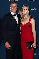 LOS ANGELES, CA - NOVEMBER 02: Will Ferrell, Viveca Paulin at LACMA 2013 Art + Film Gala held at LACMA on November 2, 2013 in Los Angeles, California. (Photo by Xavier Collin/Celebrity Monitor)