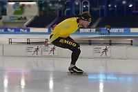 CHAATSEN: HEERENVEEN, 17-10-2019, IJsstadion Thialf, Sven Kramer weer op het ijs na fietsongeluk, ©foto Martin de Jong