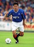 Michael Mols, Rangers season 2000