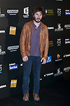 Actor Ruben Ochandiano poses during Nocturna fantasy films festival photocall in Madrid, Spain. May 26, 2013. (ALTERPHOTOS/Victor Blanco)