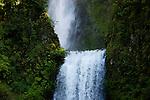 Multnomah Falls In Motion