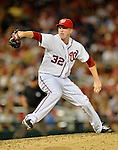 15 June 2012: Washington Nationals pitcher Tom Gorzelanny on the mound against the New York Yankees at Nationals Park in Washington, DC. The Yankees defeated the Nationals 7-2 in the first game of their 3-game series. Mandatory Credit: Ed Wolfstein Photo