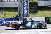 NASCAR Camping World Truck Series<br /> Overton's 150<br /> Pocono Raceway, Long Pond, PA USA<br /> Saturday 29 July 2017<br /> Christopher Bell, SiriusXM Toyota Tundra<br /> World Copyright: Susan DeVault<br /> LAT Images