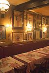 Interior, Chez Denise Restaurant, Paris, France, Europe