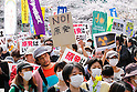 Anti-Nuclear Rally in Tokyo