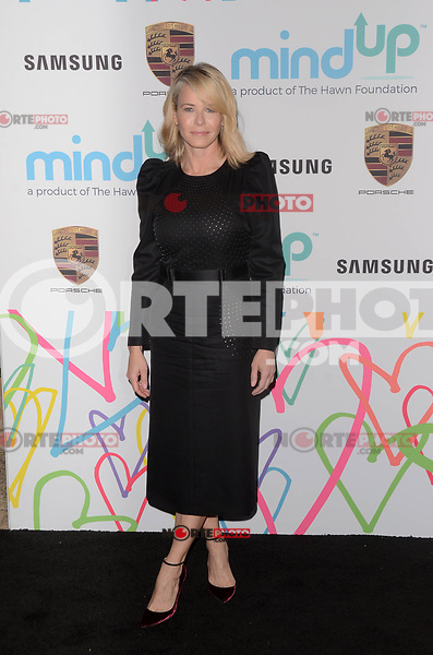 BEVERLY HILLS, CA - NOVEMBER 03: Chelsea Handler at Goldie's Love In For Kids at Ron Burkle's Green Acres Estate on November 3, 2017 in Beverly Hills, California. Credit: David Edwards/MediaPunch