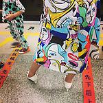 China Fashion Downward Images
