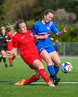 150823 Women's Football - Petone v Seatoun