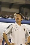 Hiroshi Yoshida (JPN),.AUGUST 26, 2012 - Football / Soccer :.U-20 Japan women's national team head coach Hiroshi Yoshida before the FIFA U-20 Women's World Cup Japan 2012 Group A match between Switzerland 0-4 Japan at National Stadium in Tokyo, Japan. (Photo by Kenzaburo Matsuoka/AFLO).