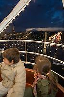 Europe/France/Ile-de-France/75001/Paris: Sur la Grande roue, Place de la Concorde