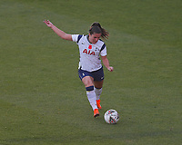 Siri Worm of Tottenham during Tottenham Hotspur Women vs Reading FC Women, Barclays FA Women's Super League Football at the Hive Stadium on 7th November 2020