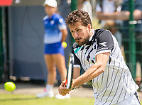Rosmalen, Netherlands, 11 June, 2019, Tennis, Libema Open, Mens doubles Robin Haase (NED) <br /> Photo: Henk Koster/tennisimages.com
