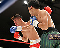 Boxing: 8R featherweight bout at Korakuen Hall: Ryo Sagawa vs Ryo Matsumoto
