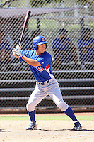 Jae-Hoon Ha - Chicago Cubs - 2010 Instructional League.Photo by:  Bill Mitchell/Four Seam Images..