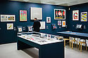POP ART DESIGN exhibition opens at the Barbican Art Gallery and runs from 22nd October to 9th February 2014. Photograph © Jane Hobson.