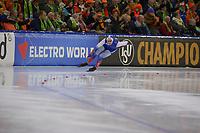 SPEEDSKATING: HEERENVEEN: 11-01-2020, IJsstadion Thialf, European Championship distances, 500m Men, Pavel Kulizhnikov (RUS), ©foto Martin de Jong