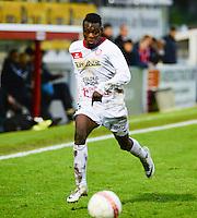 FC Gullegem : Andre Ntambue <br /> Foto VDB / Bart Vandenbroucke
