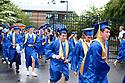 2016 BHS Graduation (Entering Stadium)
