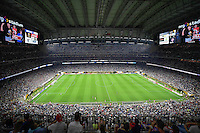 Houston, TX - Tuesday June 21, 2016: NRG Stadium during a Copa America Centenario semifinal match between United States (USA) and Argentina (ARG) at NRG Stadium.