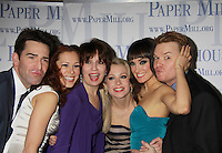 01-22-12 Opening Night & after party Boeing-Boeing - Matt Walton - Paper Mill Playhouse