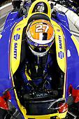 2018 IndyCar Phoenix testing<br /> Phoenix Raceway, Avondale, Arizona, USA<br /> Saturday 10 February 2018<br /> Alexander Rossi, Andretti Autosport Honda<br /> World Copyright: Michael L. Levitt<br /> LAT Images<br /> ref: Digital Image _33I1490