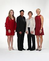 Stanford, CA - September 20, 2017:  Stanford Women's Basketball Photo Day at Arrillaga Gymnasium.