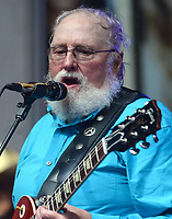 NEW YORK, NY - JUNE 16: Charlie Daniels and his band perform on Fox & Friends' All-American Summer Concert Series at FOX Studios on June 16, 2017 in New York City. <br /> <br /> <br /> People:  Charlie Daniels
