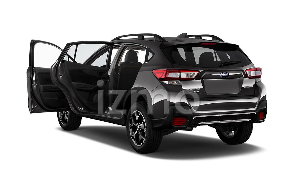 Car images of 2020 Subaru Crosstrek Premium 5 Door SUV Doors