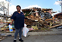 Tornadoes in East New Orleans 2017