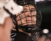 Charlie Donners (Bentley - 15) - The Bentley University Falcons defeated the Army West Point Black Knights 3-1 (EN) on Thursday, January 5, 2017, at Fenway Park in Boston, Massachusetts.The Bentley University Falcons defeated the Army West Point Black Knights 3-1 (EN) on Thursday, January 5, 2017, at Fenway Park in Boston, Massachusetts.