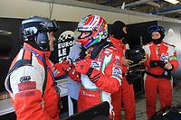 #55 SPIRIT OF RACE (ITA) FERRARI 488 GTE MATT GRIFFIN (GBR) POLE SITTER LMGTE