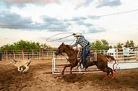202117jul Lazo de Becerro Rodeo en Carbo